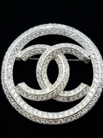 Hi-end Diamond Brooch Chanel