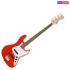 เบสไฟฟ้า Squier AFFINITY J BASS RACE RED