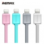 REMAX สายชาร์จ Cable For apple i5/i6 USB RC-008i(1M)