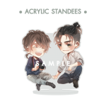 [STANDEE] AFTER THE END