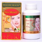 Wealthy Health BIO Maxi C วิตามินซี 1000mg.