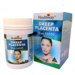 รกแกะ Healthway Sheep Placenta MAX 50000mg