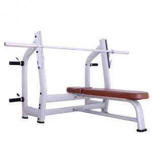 Olympic Flat Bench : Body Strong BMW-023F