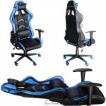 Marvo Gaming Chair CH106 (ฟ้า)