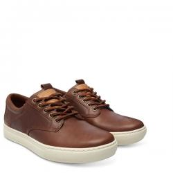 รองเท้า Men's Earthkeepers® Adventure 2.0 Cupsole Oxford Dark Brown Leather Shoe A15ED Size 41-43 พร้อมกล่อง