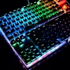 OKER K88 Mechanical Keyboard Blue Switch แถมเมาส์มาโคร GM756