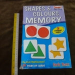 shapes & colours memory