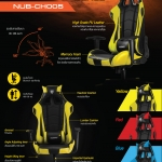 Nubwo Gaming Chair 005