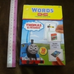 words slide & learn Thomas & friends