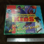 sports challenge for kids game