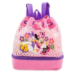 Minnie Mouse and Daisy Duck Swim Backpack from Disney USA ของแท้100% นำเข้า จากอเมริกา