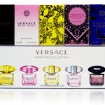 Versace Miniatures Collection Crystals 5 x 5ml