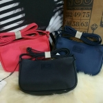 Lacoste PVC Crossbody bag and clutch