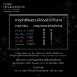 น้ำหอม Giffarine FIVE ELEMENTS