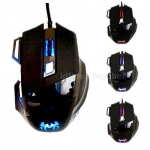 USB MOUSE AND PAD GEARMASTER AZAZEL GMM-390