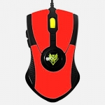USB Gaming Nubwo ANCIENT (NM-084) Red
