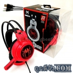 HEADPHONE GEARMASTER GMH-550 PHOENI X BUSTER/RED