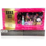 Anna Sui 5 Miniatures Cosmetic Pouch Set