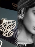 Apm earring ต่างหู Apm collection Flamenco
