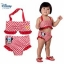 * Minnie Mouse Swimsuit for Baby - 2-Piece from Disney USA ของแท้100% นำเข้า จากอเมริกา (18-24 M) thumbnail 1