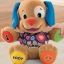 Fisher Price เจ้าตูบ tummy ตุ๊กตาเจ้าตูบ Tummy Laugh & Learn Learning Puppy thumbnail 2