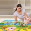 Comflor Baby Care Play Mat แผ่นยางรองคลาน Size L 210 x 140 cm made in Korea thumbnail 10