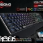 SIGNO KB-780 THESEUS Mechanical Gaming Keyboard (Blue Switches) thumbnail 1