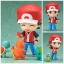 Nendoroid 425 Red Pokemon thumbnail 3