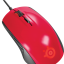 Steelseries Rival 100 Forged Red thumbnail 1