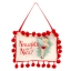 z Minnie Mouse and Tinker Bell Holiday Door Knocker thumbnail 2