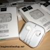 หูฟัง HOCO M1 Original Series Earphone for Apple White