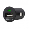BELKIN Micro Auto Charger in the Car
