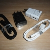 Samsung USB Adapter (2A) + microUSB Cable