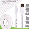 RULER CABLE Quick Charge & Data Cable Micro USB