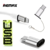 Remax RA-USB1 หัวแปลง Micro USB To Type-C