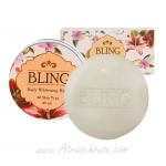AN604 Bling Daily Whitening Mask & Soap By แพท ณปภา ผิวขาวมีออร่า