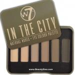 W7 in the City Natural Nudes Eye Colour Palette 7g