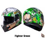 #Fighter Green No.1