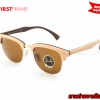 RayBan RB3016M 1179 CLUBMASTER WOOD
