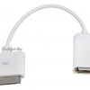 สาย 30 pin OTG To USB 2.0 Female Data Adapter Cable for IPAD 1 2 3
