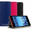 เคส Asus ZenFone 5 IMAK Le design Slim Flip Cover Leather Case