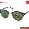 RayBan RB4246 901 CLUBROUND