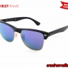 RayBan RB4175 877/1M | CLUBMASTER OVERSIZED