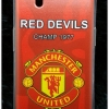Case oppo Find Mirror R819 Manchester United