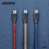 REMAX Double-Sided Safe & Fast สายถัก Micro USB
