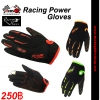ถุงมือ Racing Power Gloves