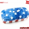 OAKLEY SQUARE O HARD CASE - USA FLAG
