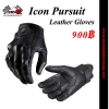 ถุงมือ Icon Pursuit Leather Gloves