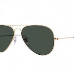 แว่นตา Ray-Ban RB3025 001/58 58-14 AVIATOR CLASSIC GREEN CLASSIC G-15 Polarized