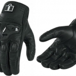 ถุงมือ ICON JUSTICE LEATHER GLOVE